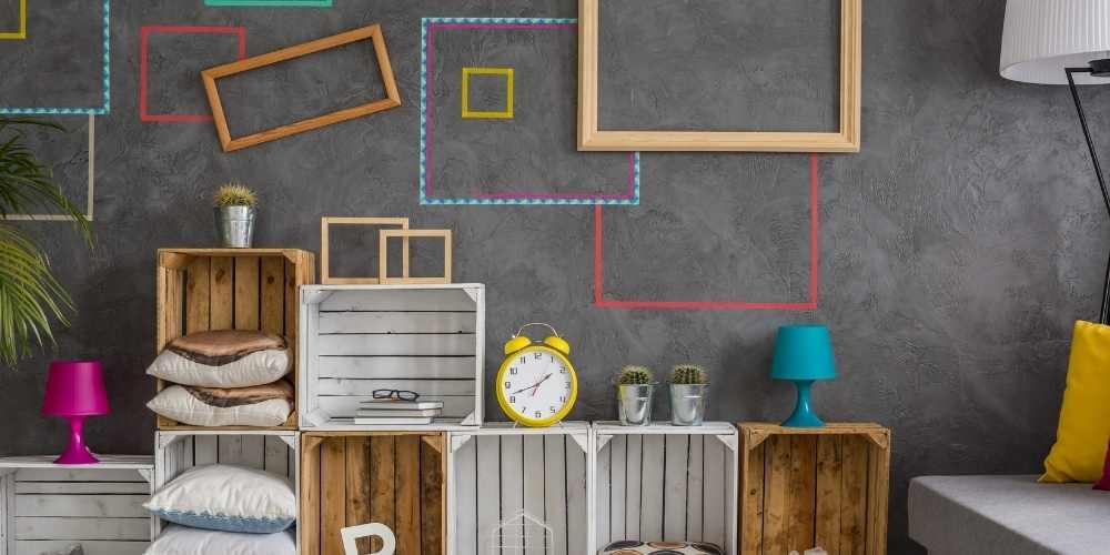 Basket Wall Decor Ideas
