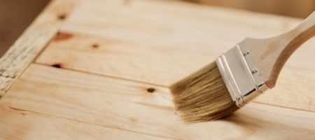 What are good paints for wood furniture